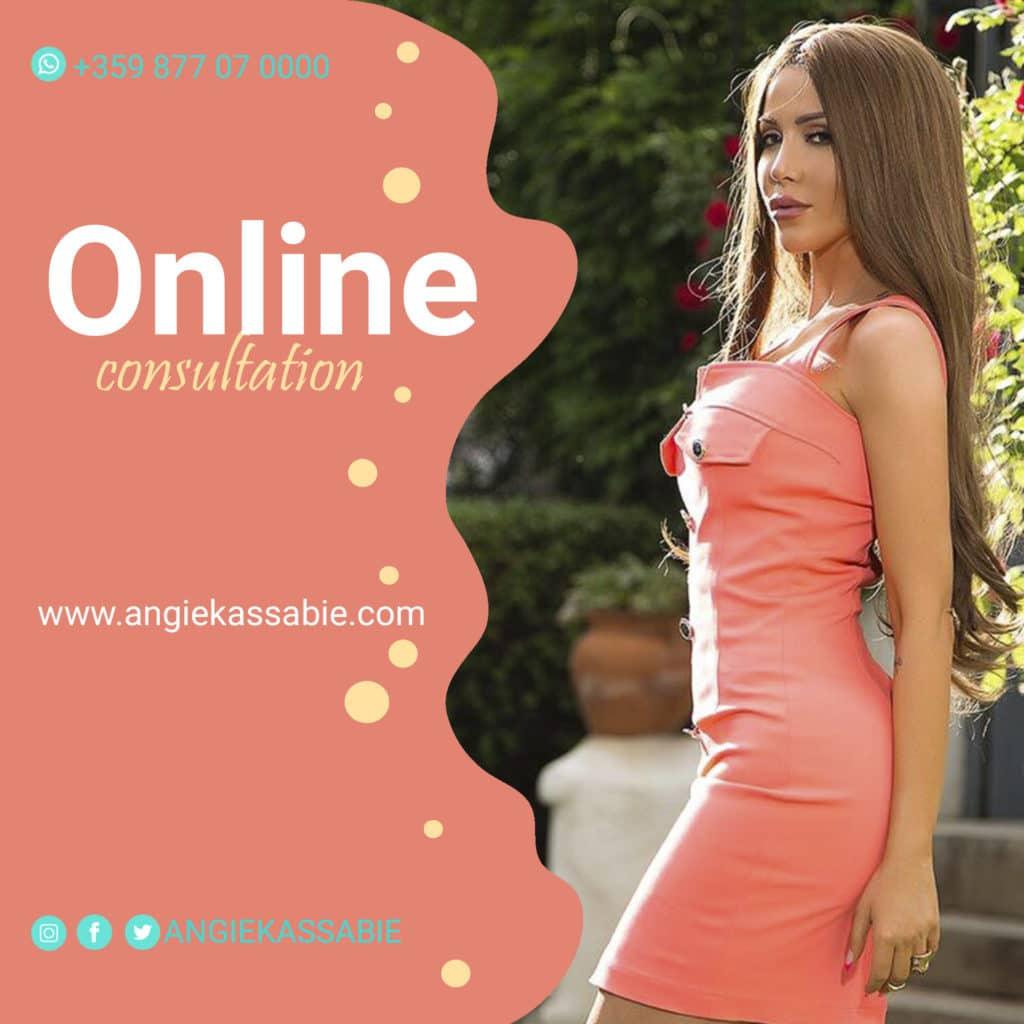 Angie Kassabie Color Banner