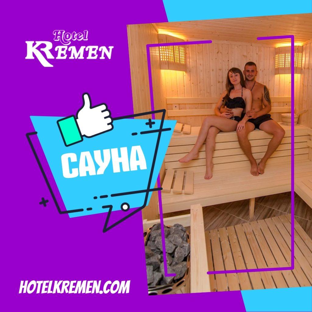Ads for Spa Hotel Kremen